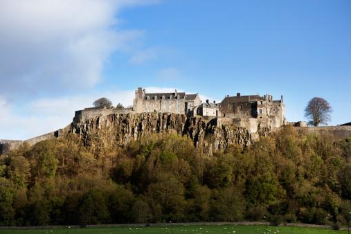 Castle「Stirling Castle」:スマホ壁紙(0)