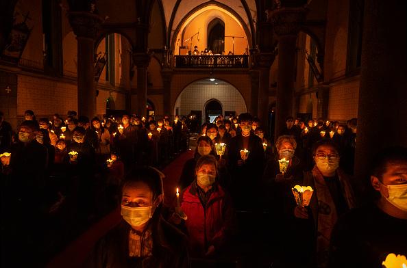 Religious Mass「Christians In China Celebrate Easter」:写真・画像(8)[壁紙.com]