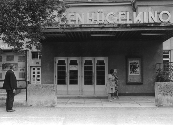 Movie Theater「Rosenhügelkino. Former Vienna Cinema. About 1969. Photograph.」:写真・画像(14)[壁紙.com]