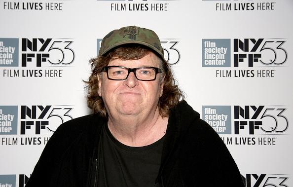 Director「53rd New York Film Festival - Directors Dialogue:  Michael Moore」:写真・画像(2)[壁紙.com]