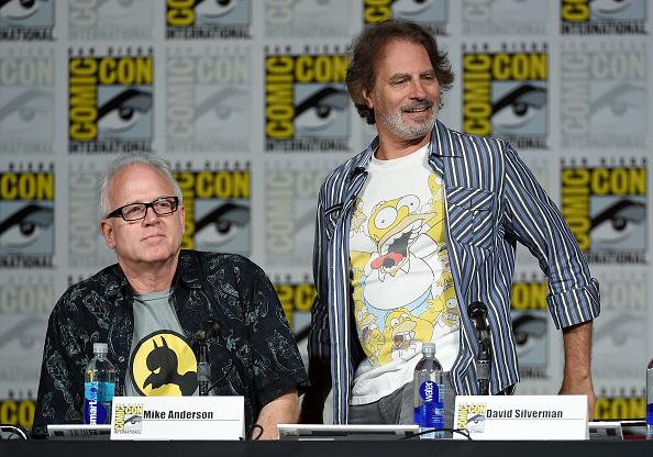 "David Silverman「Comic-Con International 2015 - ""The Simpsons"" Panel」:写真・画像(11)[壁紙.com]"