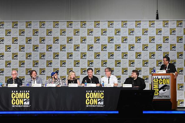 "David Silverman「Comic-Con International 2015 - ""The Simpsons"" Panel」:写真・画像(14)[壁紙.com]"
