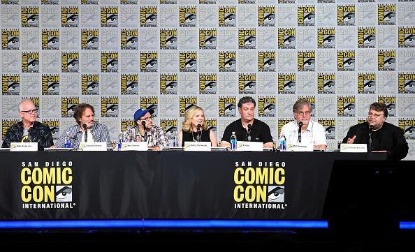 "David Silverman「Comic-Con International 2015 - ""The Simpsons"" Panel」:写真・画像(7)[壁紙.com]"
