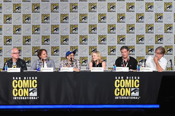 "David Silverman「Comic-Con International 2015 - ""The Simpsons"" Panel」:写真・画像(13)[壁紙.com]"