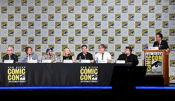 "David Silverman「Comic-Con International 2015 - ""The Simpsons"" Panel」:写真・画像(8)[壁紙.com]"