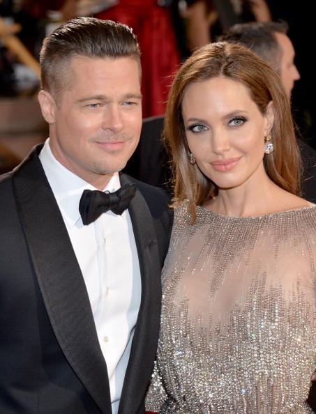 アンジェリーナ・ジョリー「86th Annual Academy Awards - Arrivals」:写真・画像(6)[壁紙.com]
