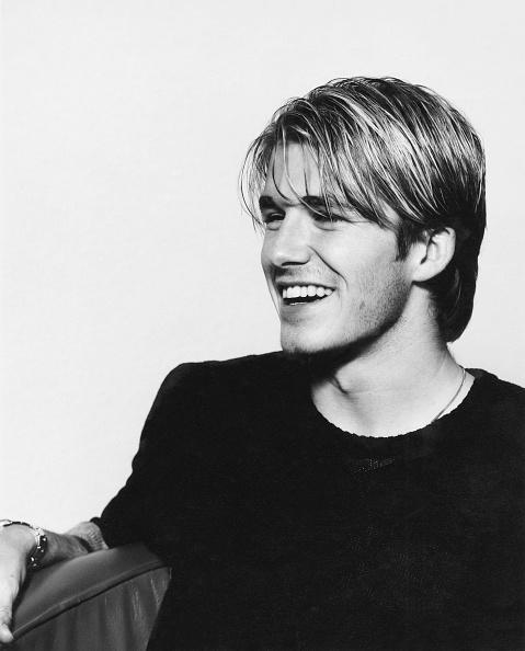 White Background「David Beckham」:写真・画像(9)[壁紙.com]
