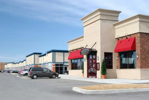 Fast Food「Stores and Restaurants Building Exteriors」:スマホ壁紙(11)
