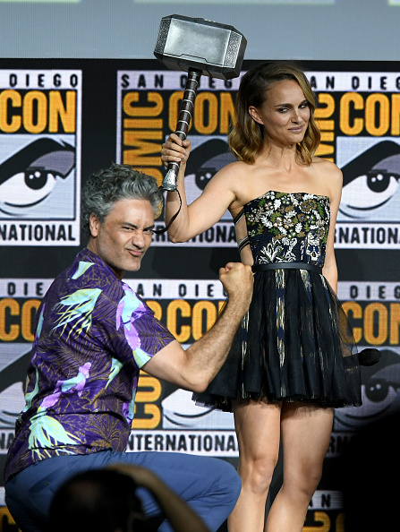 Comic-Con「2019 Comic-Con International - Marvel Studios Panel」:写真・画像(10)[壁紙.com]