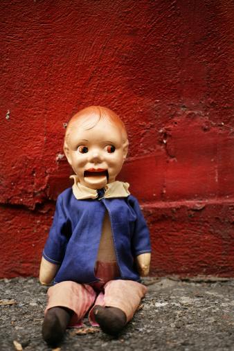 Doll「Ventriloquist doll」:スマホ壁紙(7)