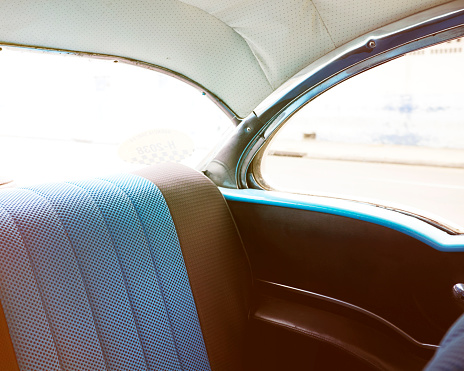 Car Interior「Blue seat」:スマホ壁紙(16)