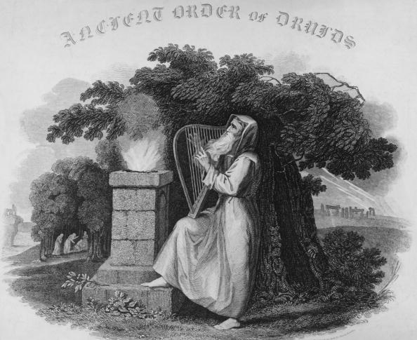 Musical instrument「Ancient Order Of Druids」:写真・画像(0)[壁紙.com]
