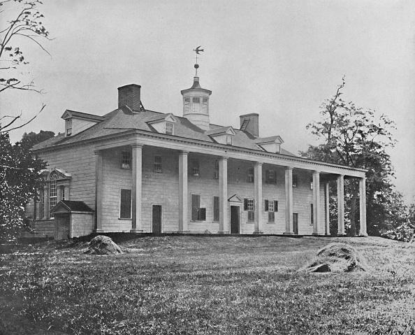 1890-1899「Washingtons Home」:写真・画像(3)[壁紙.com]
