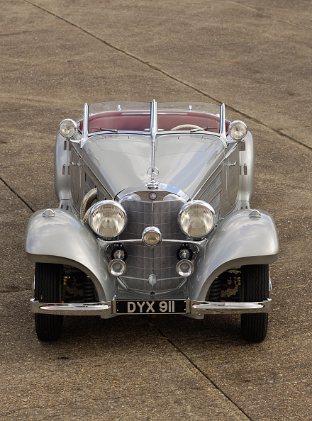 Journey「1937 Mercedes Benz 540 k special roadster」:写真・画像(15)[壁紙.com]
