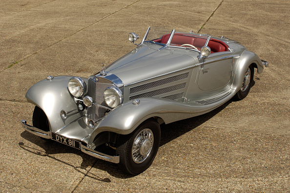 Journey「1937 Mercedes Benz 540 k special roadster」:写真・画像(16)[壁紙.com]