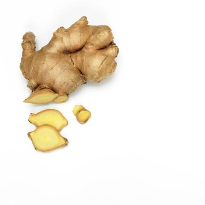 Ginger - Spice「Fresh ginger root, close-up」:スマホ壁紙(2)