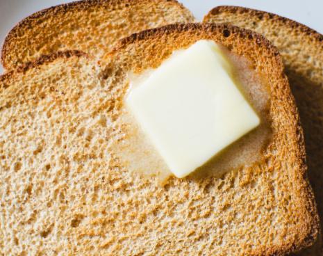 Melting「Toast with meltin butter」:スマホ壁紙(10)