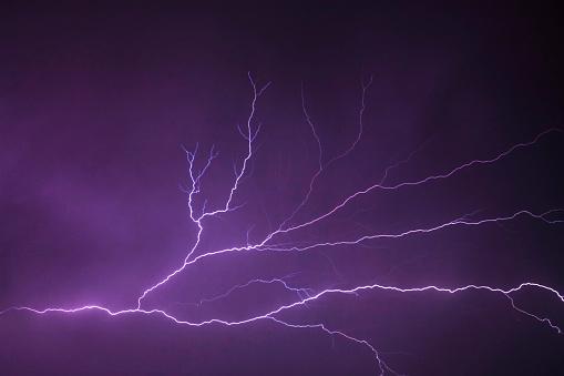 Forked Lightning「Lightning in the sky」:スマホ壁紙(12)