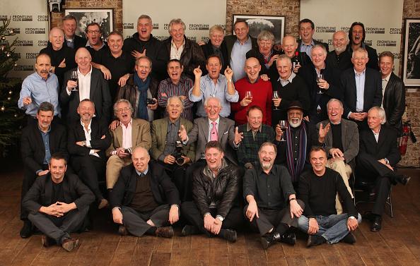 Dave Hogan「Fleet Street Photographers Gather For Frontline Club Reunion」:写真・画像(10)[壁紙.com]