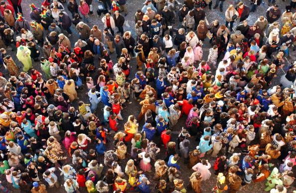 人物「Residents Celebrate Viareggio Carnival」:写真・画像(5)[壁紙.com]