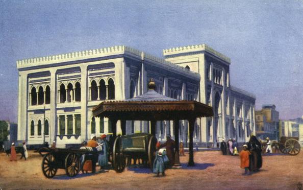 Architecture「Museum of Islamic Art, Cairo, Egypt」:写真・画像(14)[壁紙.com]