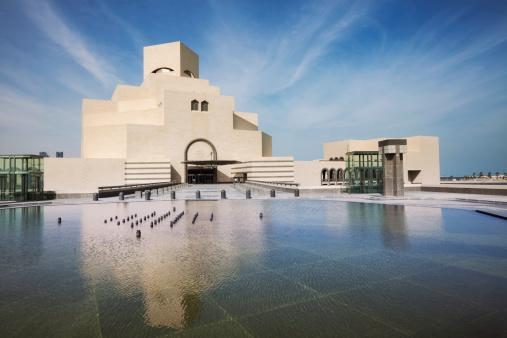 National Landmark「Museum of Islamic Art」:スマホ壁紙(8)