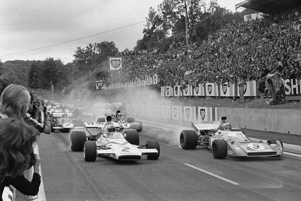 Motorsport「1972 French Grand Prix」:写真・画像(13)[壁紙.com]