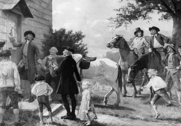 18th Century Style「Notice Of Sale」:写真・画像(16)[壁紙.com]