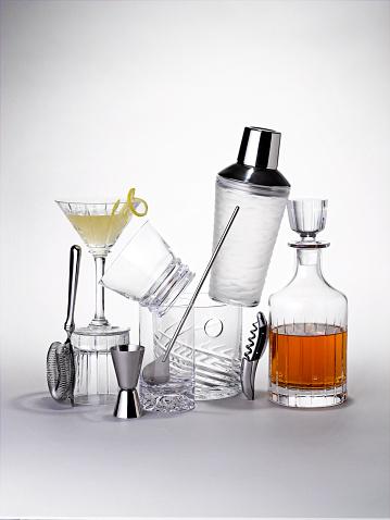 Crystal Glassware「Barware」:スマホ壁紙(11)