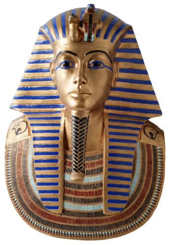 Egypt「King Tut's burial mask」:スマホ壁紙(13)