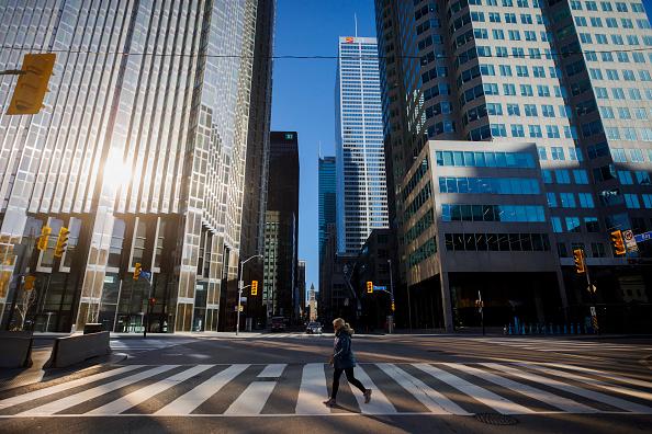 Canada「Toronto Copes With Coronavirus Shutdown」:写真・画像(1)[壁紙.com]