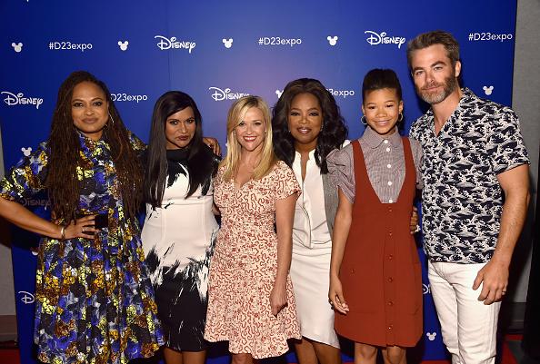 A Wrinkle in Time「Disney's D23 EXPO 2017」:写真・画像(4)[壁紙.com]