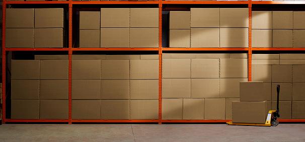 Storage Room「Industrial Warehouse」:スマホ壁紙(15)