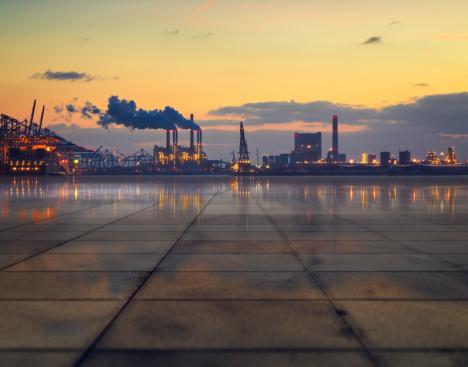 Chemical「Industrial concretescape」:スマホ壁紙(6)