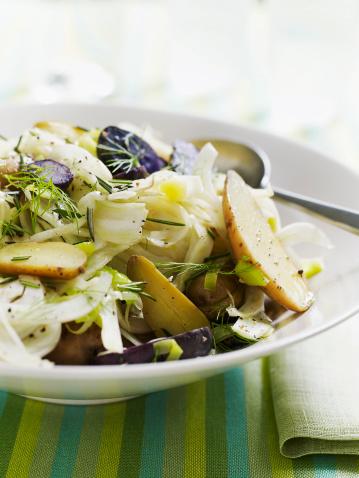 Fennel「Potato Salad with Fennel」:スマホ壁紙(8)