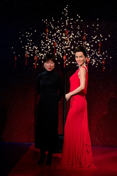 Li Bingbing「Madame Tussauds Unveil Li Bing Bing Wax Figure - Photocall」:写真・画像(16)[壁紙.com]