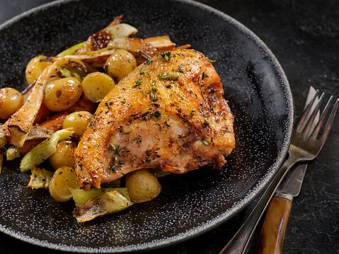 Turkey - Bird「Grilled Bone in Chicken Breasts With Vegetables」:スマホ壁紙(19)