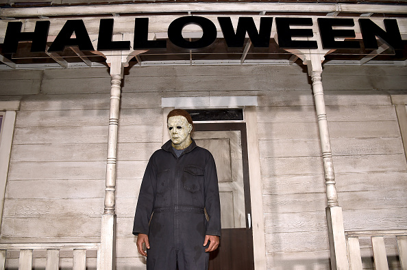 "Halloween「Premiere Of Universal Pictures' ""Halloween"" - Red Carpet」:写真・画像(4)[壁紙.com]"