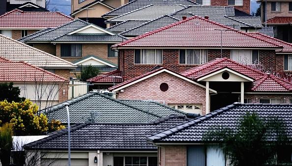 Suburb「Housing Market Fears As Interest Rates Rise」:写真・画像(5)[壁紙.com]