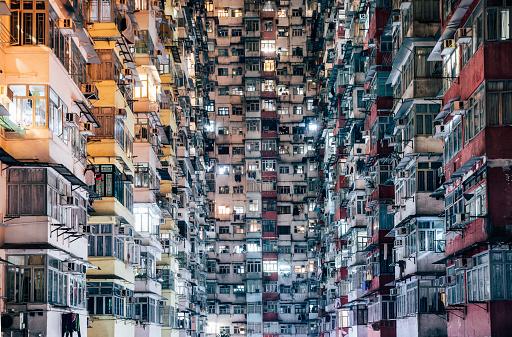 Problems「High Density Living」:スマホ壁紙(5)