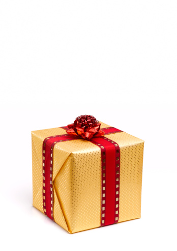 Birthday Present「A wrapped christmas present」:スマホ壁紙(8)