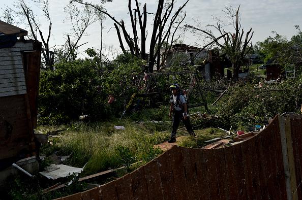 Ohio「Multiple Tornadoes  Cause Widespread Damage Around Dayton, Ohio」:写真・画像(16)[壁紙.com]