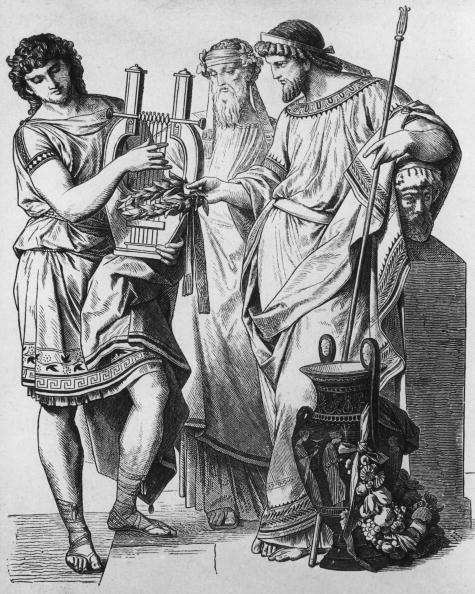 Classical Style「Ancient Greek Music」:写真・画像(5)[壁紙.com]
