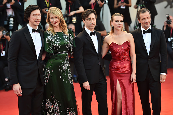 "Venice International Film Festival「""Marriage Story"" Red Carpet Arrivals - The 76th Venice Film Festival」:写真・画像(1)[壁紙.com]"
