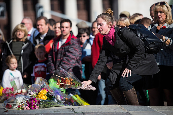 Nathan Cirillo「Ottawa On Alert After Shootings At Nation's Capitol」:写真・画像(4)[壁紙.com]
