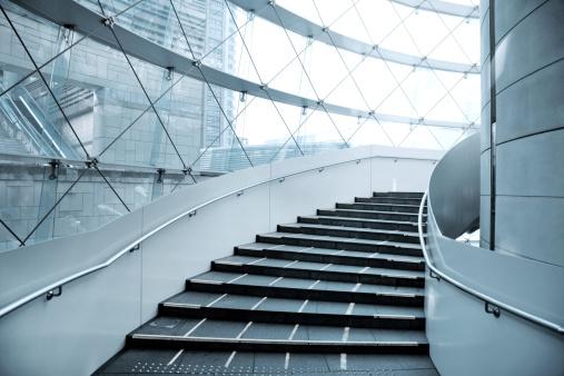 Postmodern「Staircase」:スマホ壁紙(19)
