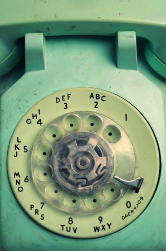 1980-1989「Rotary Telephone」:スマホ壁紙(0)