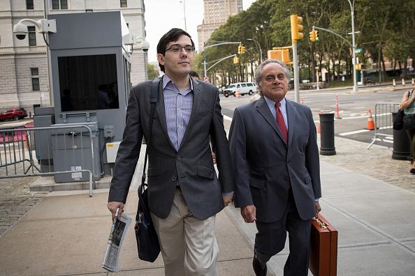 Drew Angerer「Jury Deliberations Continue In Martin Shkreli Securities Fraud Trial」:写真・画像(12)[壁紙.com]