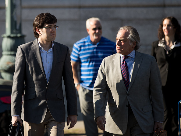 Drew Angerer「Jury Deliberations Begin In Martin Shkreli Securities Fraud Trial」:写真・画像(16)[壁紙.com]