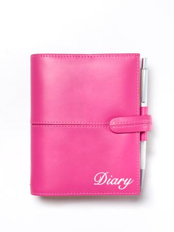 Diary「Pink diary」:スマホ壁紙(15)
